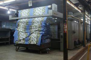 Reggiani Unica 280 Cm Rotary printing