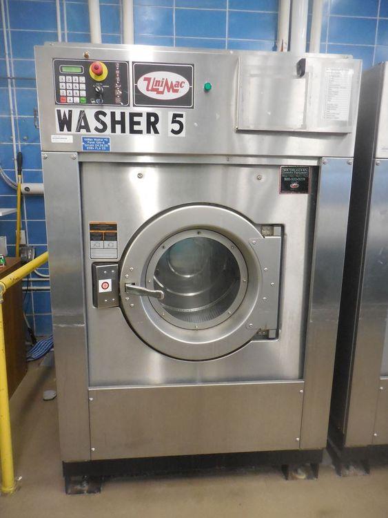 Unimac UX100PVQU70001 100 Lb Washer