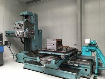 TOS W100A 100 mm 1120 rpm