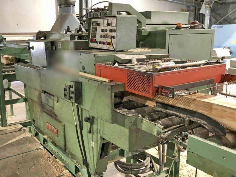 Costa Jaguar/2/100, Double sp.multi-rip saw