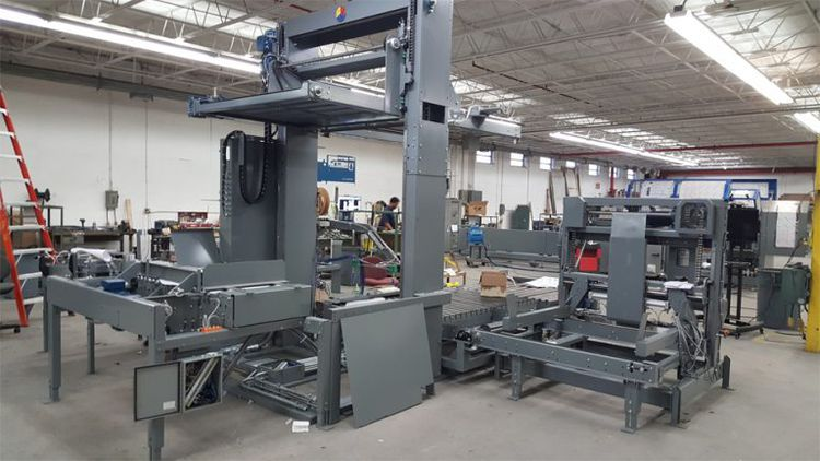 Other 72A Automatic Case Palletizer