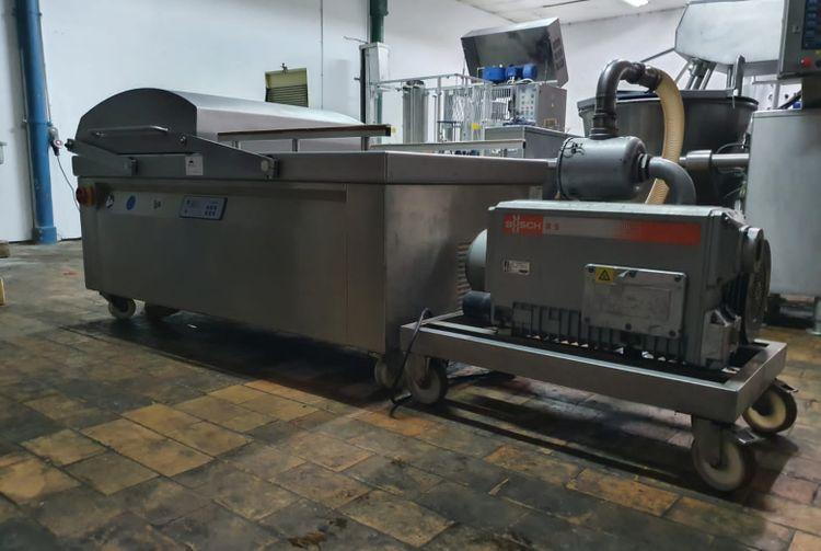 Multivac C550 Double vacuum chamber