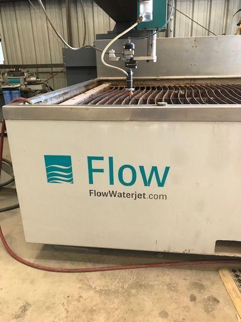 Flow MACH 2 2031B CNC Control