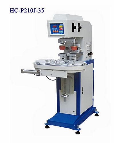 Others pad printing machine Two colours pad printer with conveyor,2 colours pad printer with conveyor,Two colours pad printing machine, 2 color pad printer