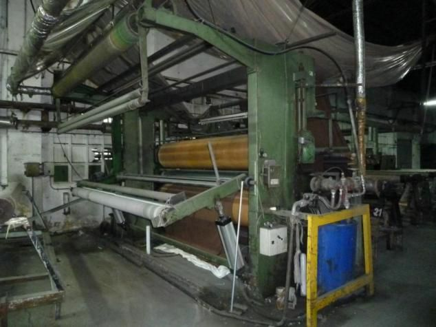 Olivia Artes 300 Cm Calender Machine
