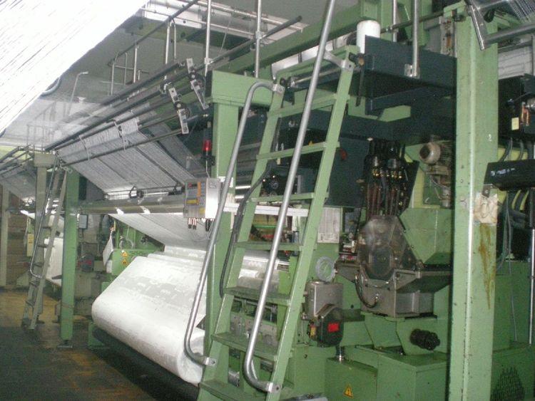 """3 Karl mayer RJSC 4F-NE 130"""" Various"""