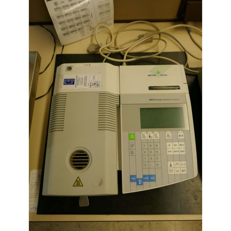 Mettler HR 73 Humidity measuring device