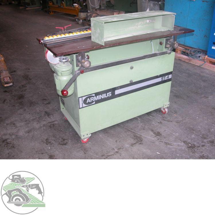 Arminius ST-4, Arminius profile sanding machine