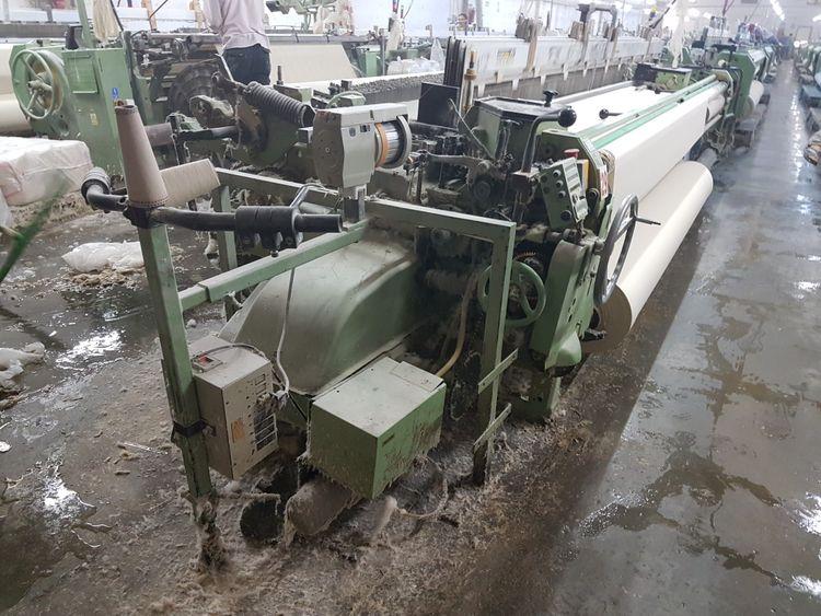 3 Sulzer PU 153'' Cam