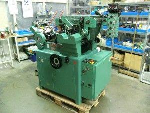 Halm Jet Press JP-TWOD-P 230 x 305 mm