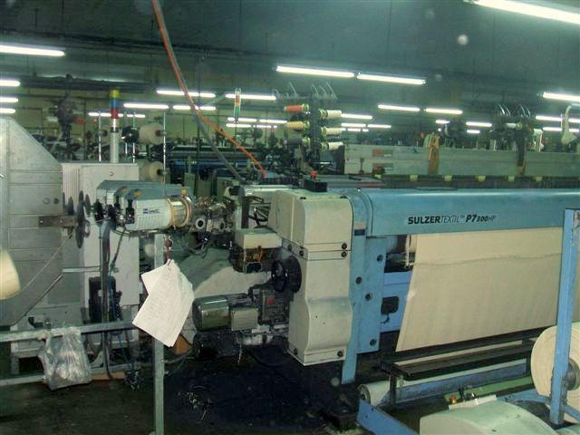 2 Sulzer P7300 390cm CAM