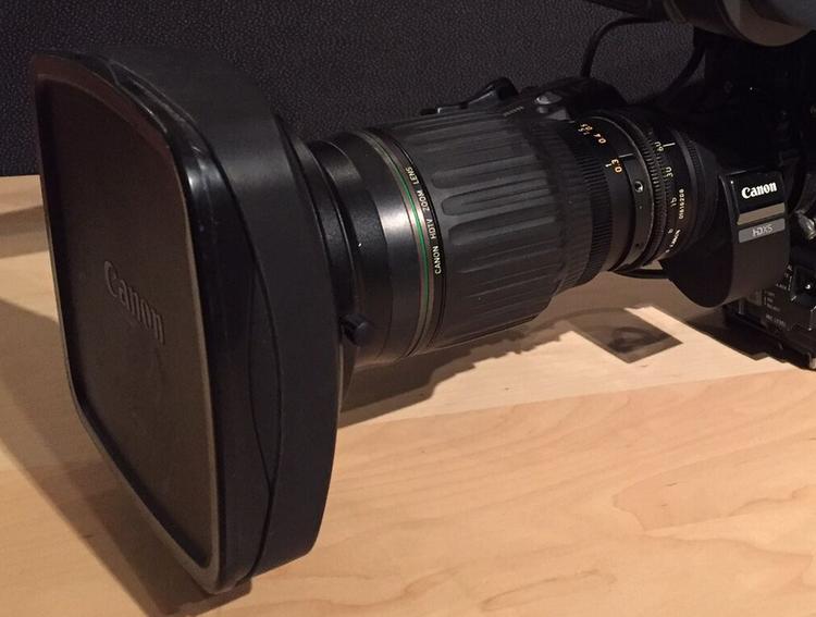 Canon HJ14EX4.3B Lens