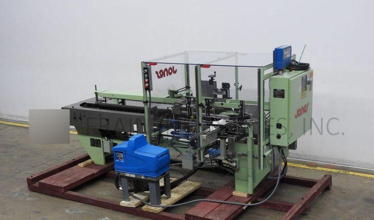 Jones IMV5 Cartoner Semi Vertical Tuck