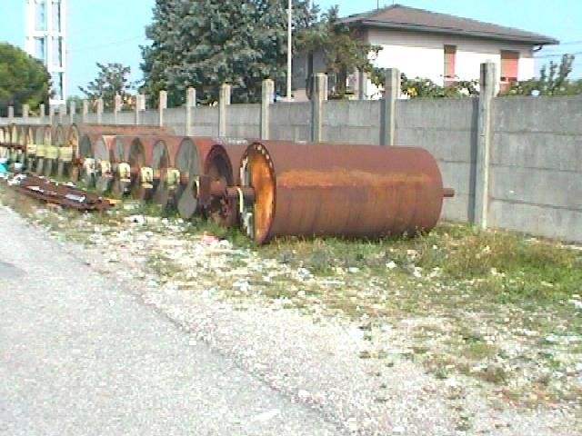 8 Others Dryer Cylinders , face 2400mm