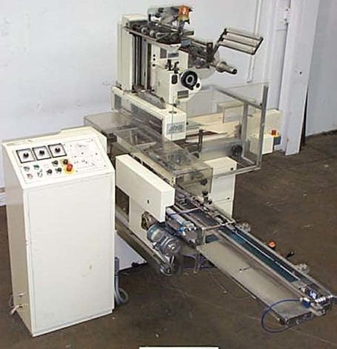 BFB 3702 50 to 300mm in Length x 30 to150mm in Width x 50-220mm in height Overwrapper