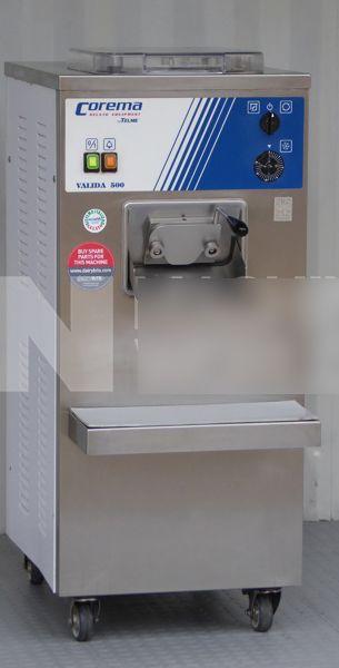 Telme Valida 500 W Ice Cream Batch Freezer