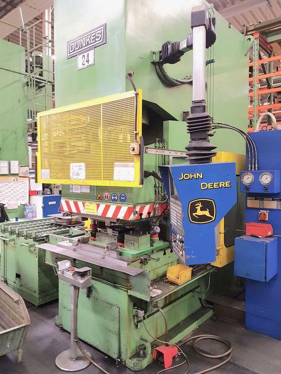 Dunkes HZS 250 250 Ton