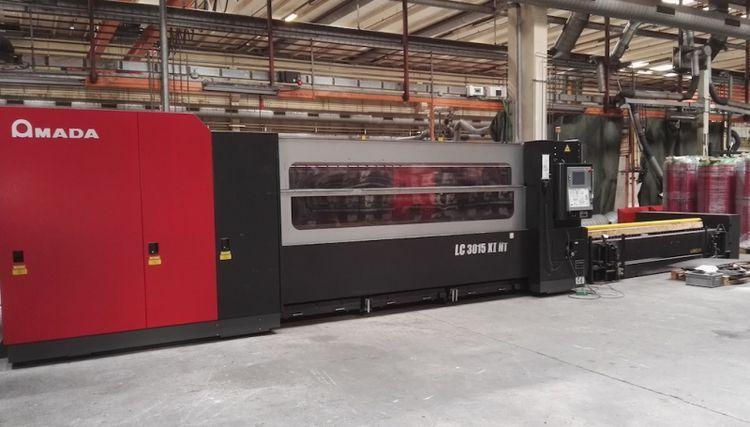 Amada LC 3015 X1 NT LC20BP2 touch screen