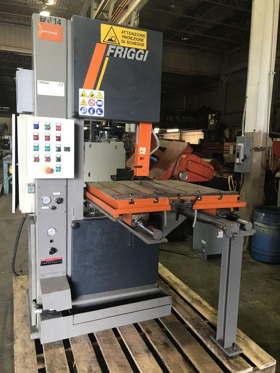 Friggi 104FG 500 Sawing machine Semi Automatic