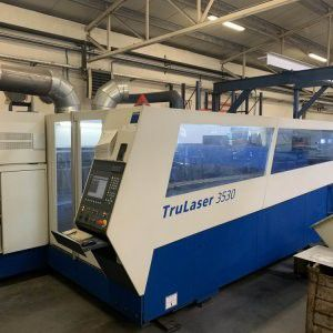 Trumpf TRULASER 3530 CNC Controller