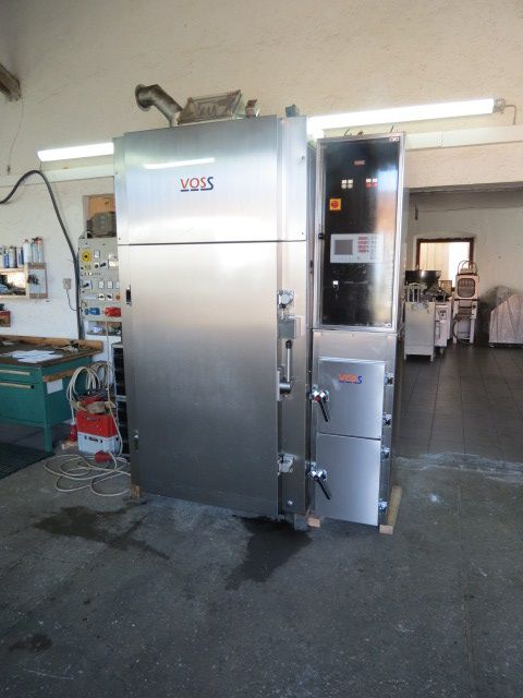 Voss 815 KWE Plants / Cookers