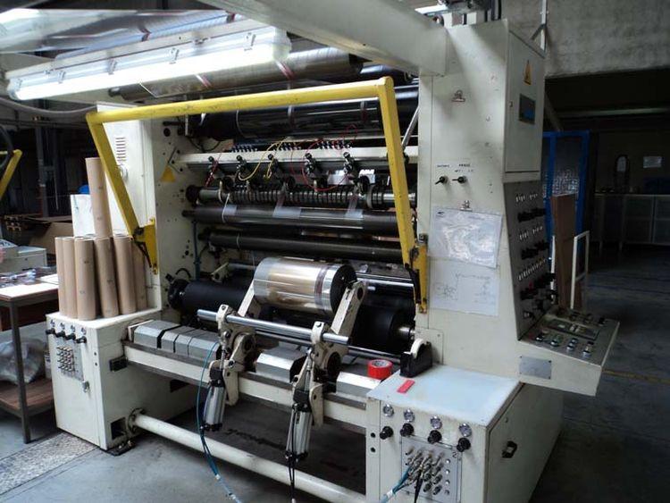 Laem System TR 305/06, Slitter rewinders 1400 mm