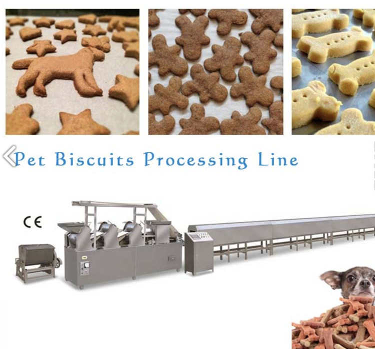 Other Pet Biscuit Processing Line