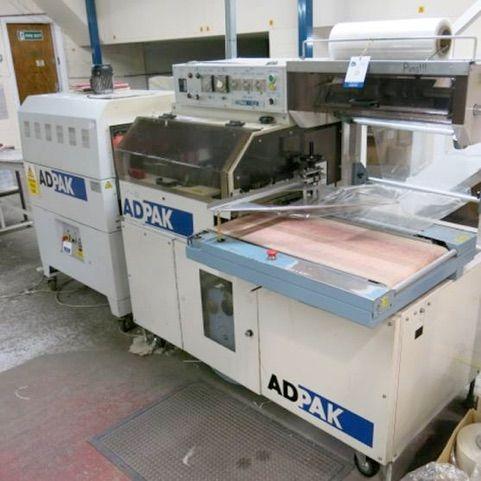 Adpak A7050 automatic L sealer