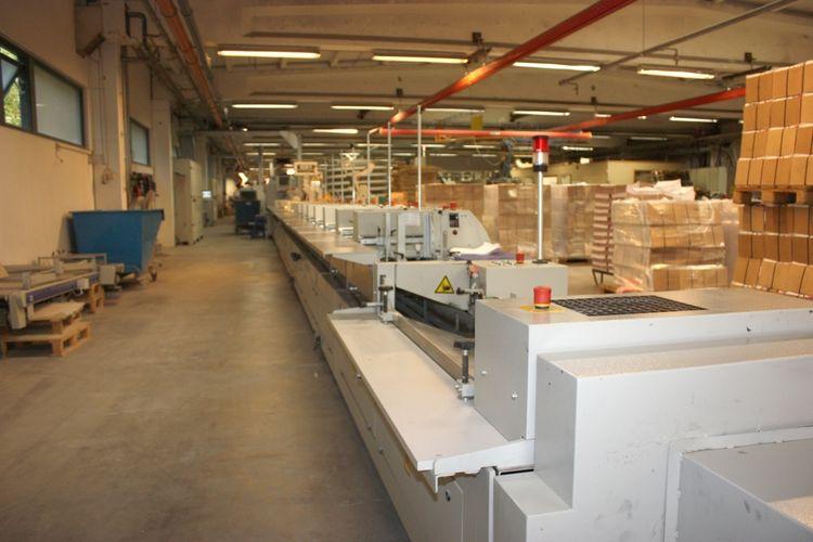 Kolbus KM 411.C, Perfect Bindering Machinery