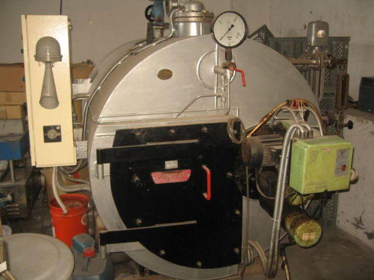 Proter Steam Boiler 600 kg/h