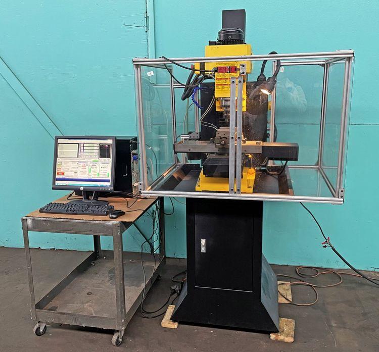 Syil X5 CNC Vertical Milling Machine 12000 RPM
