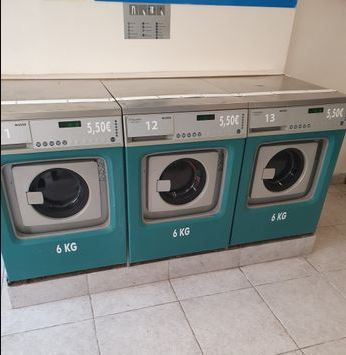 Electrolux, Primus Laundry equipments