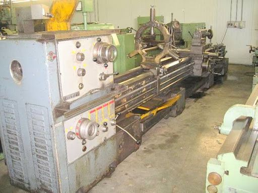Clovis Engine Lathe Max. 766 rpm No. 28