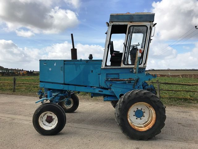 Reynolds Swather – Header with Trolley
