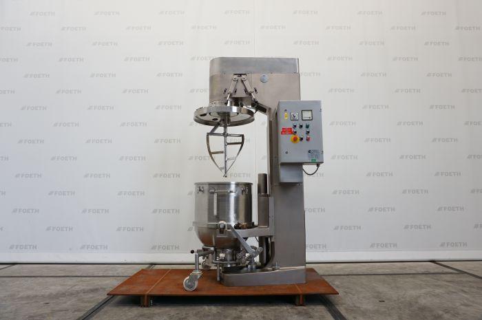 Collette MPH 150 Planetary mixer