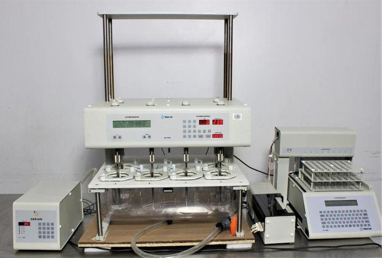Vankel Varian VK 7000 Dissolution System