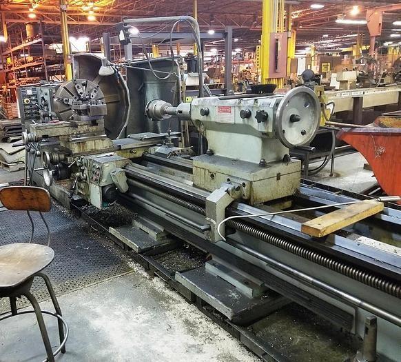 Poreba Engine Lathe 900 rpm TPK 90A/3M