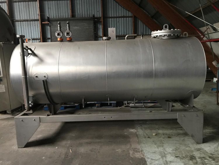 Unknown 5000 L Pressure insulated tank
