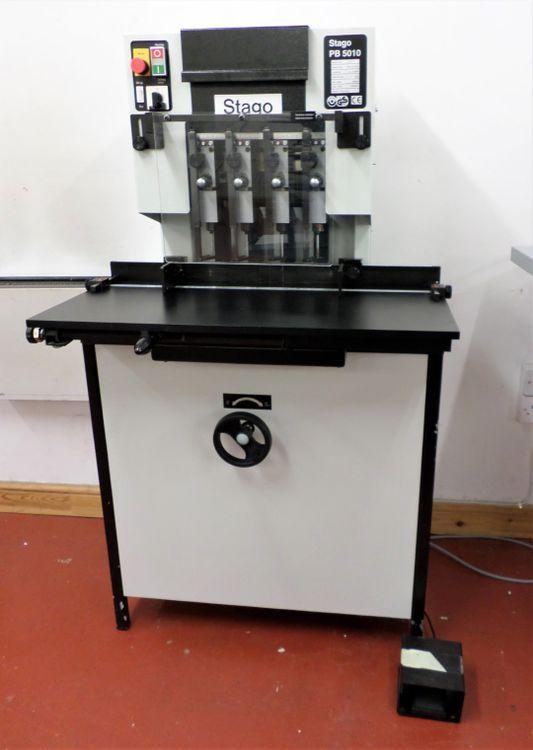 Stago PB5010, Paper Drill