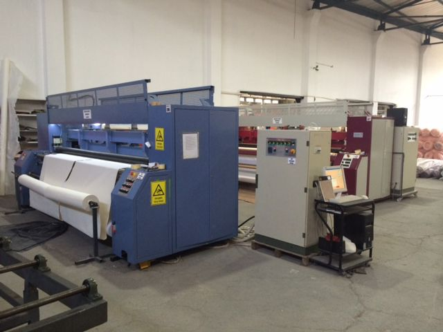3 Others Best Pleating Machines in the World 320 cm