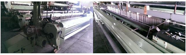 4 Sulzer P7100 B 390 F2 D1 390 Cm Staubli dobby 2035