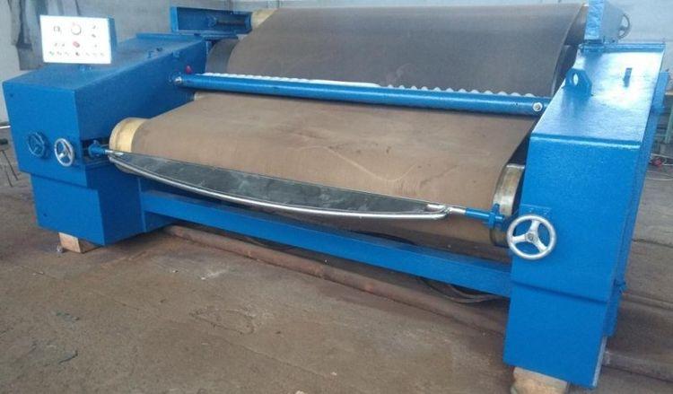 3P Dual press throughfeed sammying machine