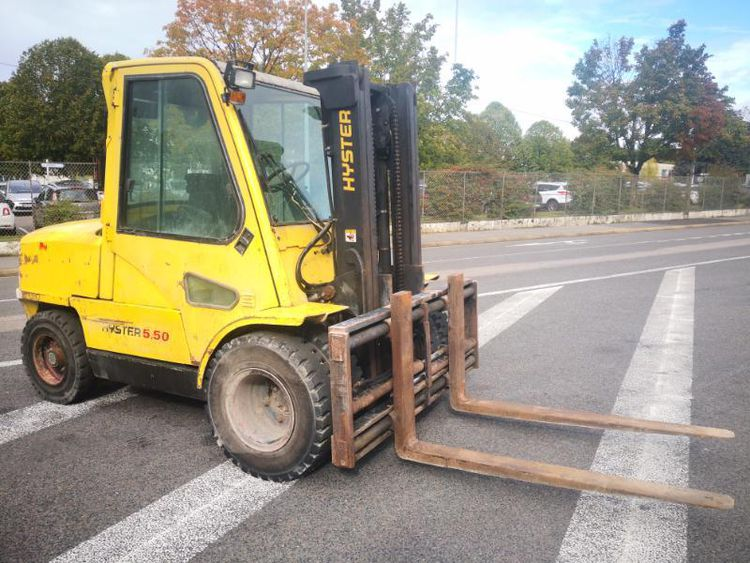 Hyster H5,50XM