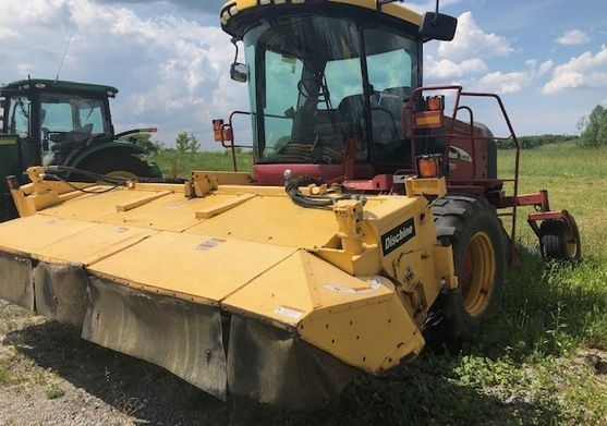 New Holland Windrowers