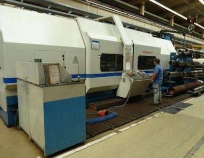 Heyligenstaedt CNC Siemens SIN 880 T - CNC 1800 rpm HN35U/4000 Flex 3 Axis