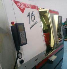 MAS HEIDENHAIN 6000 rpm SPM 16 2 Axis