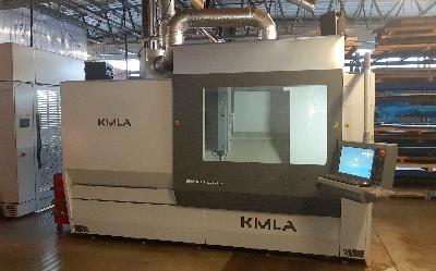 Kimla HSM BFN 1015 Linear 4 Axis