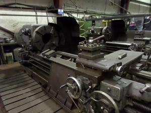 Dean Smith & Grace Engine Lathe Variable 25P