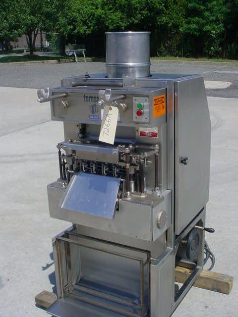 Toresani MT 265-A Four Punch Tortellini Machine