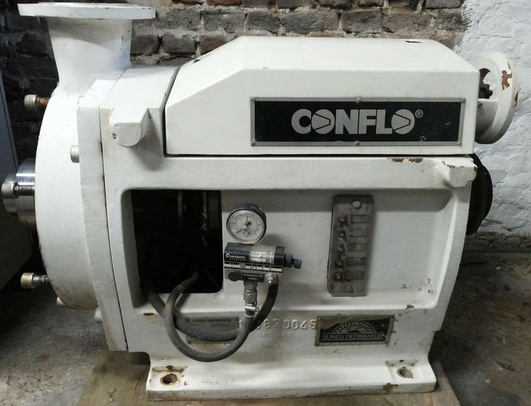 Sunds Conflo JC 00 conical refiner - very good condition
